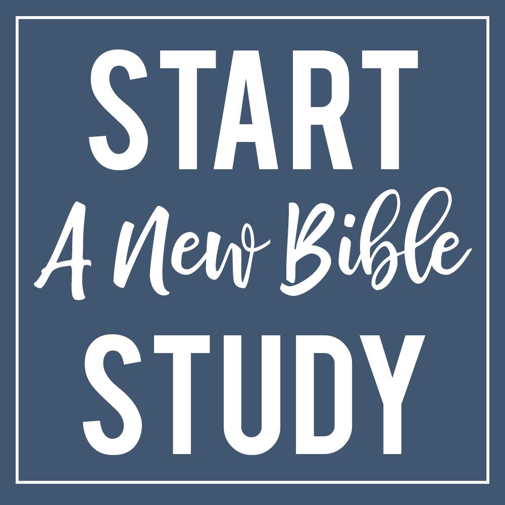 Start a free Bible study