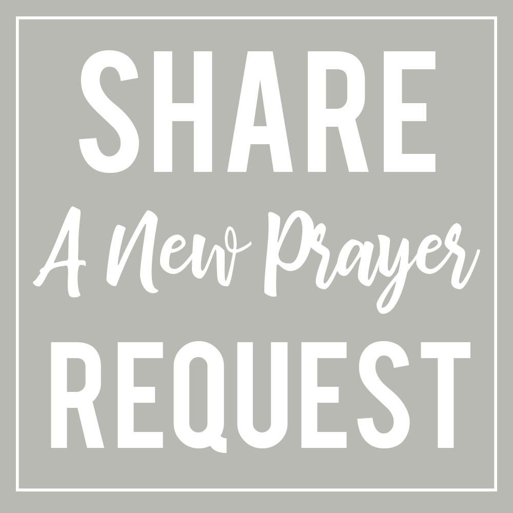 Share a prayer request